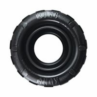 Brand KONG-Tires-Durable Rubber Chew Toy & Treat Dispenser for Power Chewers