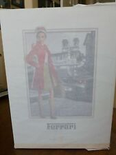 Barbie - Ferrari Barbie Doll - Beautiful Doll - Gold label - NRFB/NIB - tissue
