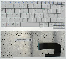 SAMSUNG UK WHITE KEYBOARD NP-N130 N145 NB30 N140 NC10 NC310 N110 ND10 F8