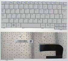 SAMSUNG UK WHITE KEYBOARD NP-N130 NB30 N140 NC10 NC310 N110 ND10 F8