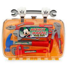 Disney MICKEY MOUSE Tool Box PLAY SET Construction Kit