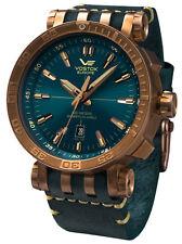 Vostok Europe Automatik reloj hombre energia Rocket bronce nh35a-575o286
