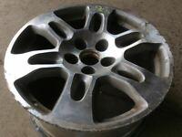 07-09 Acura MDX Wheel Rim 18x8 Alloy 6 Spoke O