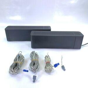 Sony Surround Amplifier Wireless Speaker Black TA-SA100WR S-Air Lot Of 2