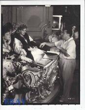 George Cukor directs Greta Garbo Photo from Original Negative