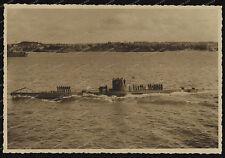 U-Boot-U-flottille-Kriegsmarine-U-Boat-Typ 7-500 t-