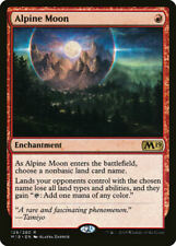 Alpine Moon Core Set 2019 Rare EN NM MTG