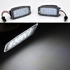 2x No error LED Under Mirror Puddle Light For land range rover sport LR2 LR3 LR4