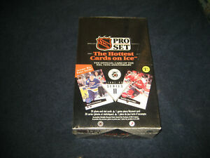 1991-92 NHL Pro Set Series 2 Sealed Hockey Cards Box/