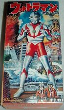 "ORIGNL ULTRAMAN BILLIKEN 9""TIN WIND UP LASTONE TSUBURAYA JAPAN1992 ROBOT NEWnBOX"