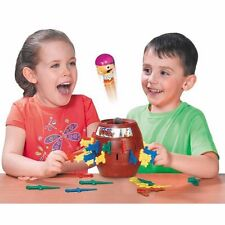 Kids Children Funny Lucky Stab Pop Up Gadget Pirate Barrel Boardd Game Toy Gift