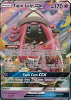 Tapu Lele GX HOLO | Guardians Rising | 60/145 | M/NM Pokemon Karte EN