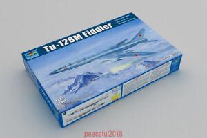 Trumpeter 1/72 01687Tupolev Tu-128M Fiddler #