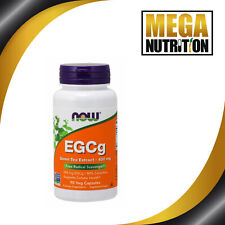 NOW Foods EGCg Green Tea Extract 400mg 90 Veg Capsules | Support Cellular Health