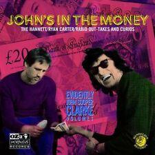 John Cooper Clarke - John's in the Money [New CD] UK - Import