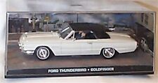 James Bond Ford Thunderbird Goldfinger  New in sealed pack
