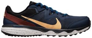 Nike Juniper Trail Thunder Blue Melon Tint Shoes Sneakers CW3808-401    Men's 10
