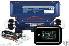 spa pack control Gecko IN.YE PRESTIGE Bundle kit w/ IN.K1000 touch screen keypad