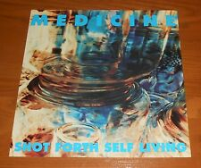 Medicine Shot Forth Self Living Poster 2-Sided Flat Square 1992 Promo 12x12 RARE