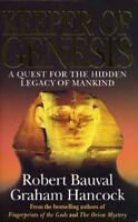 Keeper Of Genesis By Bauval,Hancock