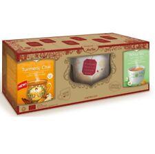 Yogi Tea Herbal Tea Noël Cadeau De Noël Pack Grand Mug 2 Saveurs 34 intercalaire...