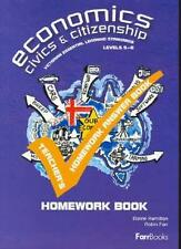 NEW Economics Civics and Citizenship By Elaine Hamilton Paperback Free Shipping