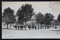 Carte postale ancienne CPA animée TOURCOING - La Place Thiers