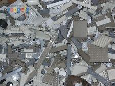 LEGO 1 kg graue LEGO Steine ca.700 Teile Kiloware, Platten, Star Wars