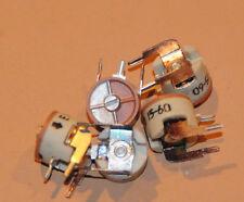 Murata Trimmer Ceramic Capacitors 15pF to 60pF:  538-006F 15-60 5ea.