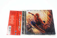 SPIDER-MAN MUSIC FROM AND INSPIRED BY SICP 117 CD JAPAN OBI A11156