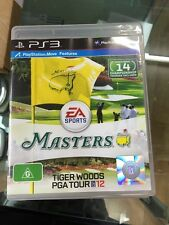Masters Tiger Woods PGS Tour 12 PS3