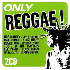 Only! Reggae Bob Marley Sly & Robbie Max Romeo King Tubby Toots The Maytals OVP
