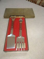 Vernco Vintage Grill Tools.in box excellent condition.