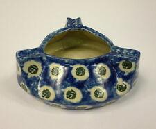 Aschenbecher Bunzlau Keramik um 1900