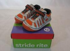 Boys childrens toddlers Stride Rite SRT SM Chip Safety shoes size 3M new nib