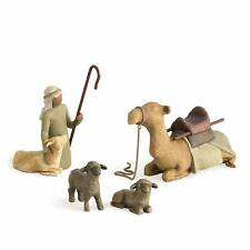 Willow Tree Nativity_Shepherd and Stable Animals_#26105 - New In Box