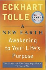 A New Earth - Eckhart Tolle - Paperback  00006000 - 2006