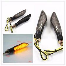 LED Turn Signal Indicator Lights For Suzuki DR200SE DR350 DR650SE Dual Purpose