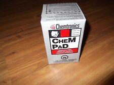 Box of 50 Chemtronics Cp400 Chempad
