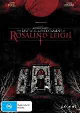 The Last Will And Testament Of Rosalind Leigh (DVD, 2014)