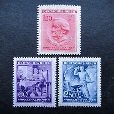 Germany Nazi 1943 Stamp MNH Richard Wagner 3rd Reich Siegfried Die Meistersinger
