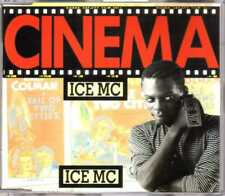 Ice MC - Cinema - CDM - 1990 - Eurohouse 4TR Touch Of Gold France Robyx