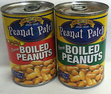 Boiled Peanut Pea Patch Canned Boiled Pea Nut Sampler