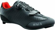FIZIK R3 Carbon Cycling Road Shoe Shoes Boa Black Red Made In Italy New 42 43