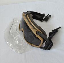 FMA Glasses Ballistic-Goggle 2 Color Lens Airsoft Paintball BB Gun For Helmet