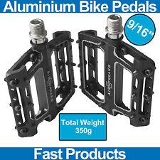 """Premium Aluminium Bicycle Pedals AirStreaks 9/16"""" thread Mountain Bike BMX"""