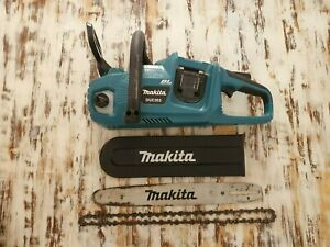 Makita 36V (18Vx2) Brushless 350Mm Chainsaw Skin DUC353Z
