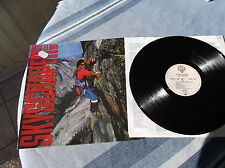 David Lee Roth Skyscraper LP Germany pressing