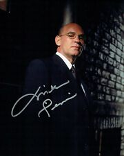 Mitch PELEGGI RARE Signed Autograph 10x8 Photo AFTAL COA X-Files Walter SKINNER