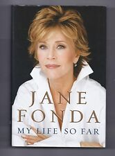 My Life So Far by Jane Fonda book